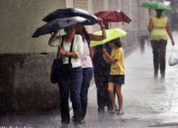 Frecvența ploilor torențiale crește odată cu temperatura globală