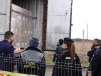 Frontierele României cu Ungaria și Ucraina, păzite de polițiști și jandarmi