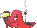 Fumatul - principalul factor de risc pentru infarctul miocardic la populația tânără