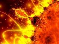 Furtună magnetică: Fluxul de masă coronală, ejectată de Soare, se apropie de Pământ