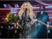 Gala Premiilor Muzicale Radio România - Delia a câștigat premiul artistul anului 2015