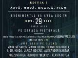 """""""Gala Sigheteană"""" - Eveniment cultural multiplu: Artă, muzică, modă și film"""