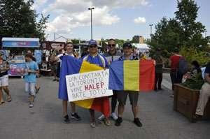 GALERIE FOTO: SPORTIVI ROMÂNI ÎN  CANADA - Simona Halep, finalistă la Toronto iar Lucian Bute învingător la Montreal