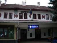 Gara CFR din Vişeu de Jos intră în reabilitare