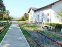 Gara din Cîmpulung la Tisa, prin care nu mai trece niciun tren de 8 ani, are 4 angajați și a fost renovată cu 1 milion de euro