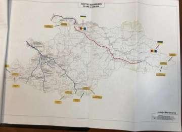 GAZ între SIGHET și BORȘA - Discuții la Consiliul Județean Maramureș pentru demararea procedurilor de introducere a gazului metan