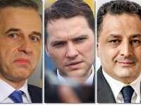 Geoană, Vanghelie și Șova au fost excluși din PSD