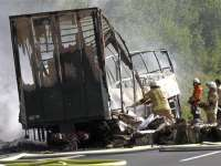 Germania - 31 răniți grav și 17 dispăruți într-un accident de autocar în Bavaria