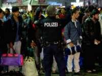 GERMANIA: Ceartă cu bătaie într-o tabără de refugiați, soldată cu 14 răniți