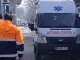 Gheaţa de pe străzile din Maramureș a crescut timpii de intervenţie a ambulanţelor