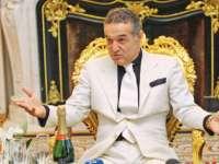 VIDEO - Gigi Becali anunță că îşi donează toată averea