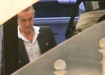 Gigi Becali, externat din spital. Patronul Stelei are dureri mari la coloană