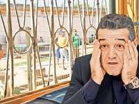 Gigi Becali își petrece Paștele după gratii, solicitarea de eliberare fiind refuzată
