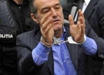 Gigi Becali solicită ÎNTRERUPEREA PEDEPSEI pe motive medicale