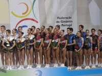 Gimnastică aerobică: 6 medalii la seniori pentru România, la Europenele de Elvas