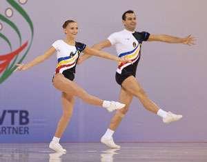 Gimnastică aerobică: România a cucerit trofeele la 3 categorii în Cupa Mondială