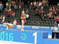 Gimnastică artistică: Denisa Golgotă, medaliată cu aur și argint la Europenele de junioare