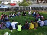 GIULEȘTI - Întâlnirea Eparhială a copiilor și tinerilor greco-catolici din Eparhia de Maramureș