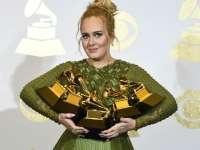 GRAMMY 2017: Adele a câștigat toate principalele premii la cea de-a 59-a gală Grammy