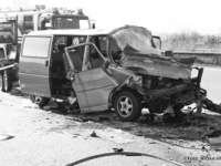 Grav accident de circulație pe autostrada A7 din Germania