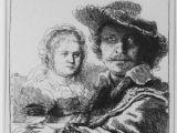 Gravuri ale lui Rembrandt, expuse la Constanța