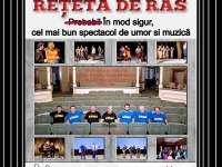 Grupul VOUĂ va prezenta un spectacol de comedie la Sighet