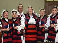 Grupul vocal-instrumental al Ansamblului MARA, laureat al Festivalului Internațional de interpretare vocală din Ujgorod - Ukraina