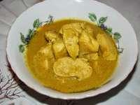 GUSTOS - Pui cu lapte de cocos, curry și orez