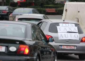 Guvernul a stabilit modalitatea de restituire a TAXEI AUTO