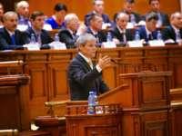 Guvernul Cioloș a fost validat de Parlament cu 389 voturi pentru și 115 împotrivă