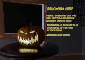 Halloween CNDV - Organizatorii promit o petrecere de zile mari