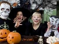 Halloween Party la centrul de plasament de pe Valea Roșie