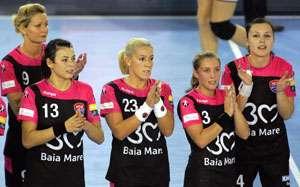Handbal feminin: HCM Baia Mare a câștigat Cupa României, învingând echipa HCM Roman