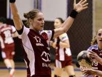 HANDBAL FEMININ: HCM Baia Mare - Gyor 18-26, în grupa principală a Ligii Campionilor