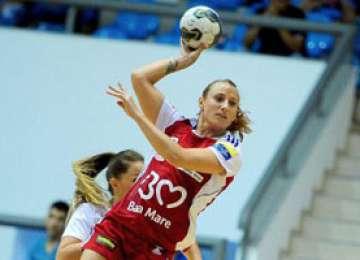 Handbal feminin: HCM Baia Mare va întâlni pe