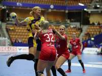 Handbal feminin: Victorie de senzație a României la EURO 2016, în fața campioanei olimpice Rusia