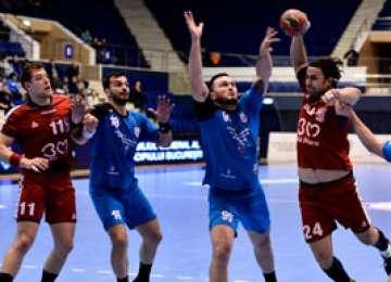 Handbal masculin: Campioana Minaur Baia Mare, învinsă de CSM București
