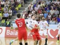 Handbal masculin: Campioana Minaur, învinsă de Dinamo în Liga Națională