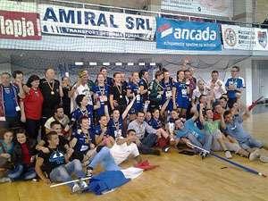 HCM Baia Mare a castigat pentru prima data in istorie Cupa Romaniei la Handbal