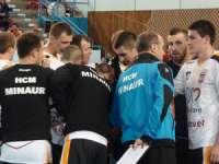 HCM Minaur Baia Mare a debutat cu stângul în grupele Ligii Campionilor