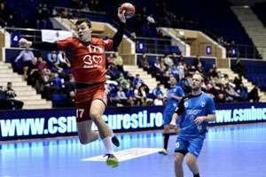 HCM Minaur Baia Mare, victorie în ultima secundă cu Dinamo în semifinalele Ligii Naționale