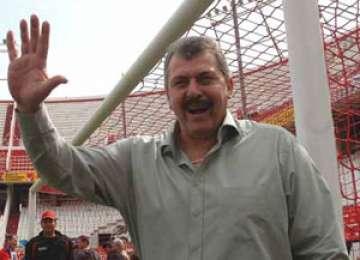 Helmuth Duckadam va dona echipament sportiv și mingi pentru Avântul Bârsana din partea lui Gigi Becali