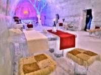 Hotelul de Gheaţă de la Bâlea Lac se deschide de Crăciun