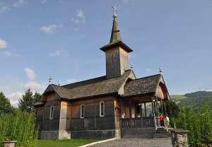 Hram la Manastirea Sfantul Ilie din Dragomiresti