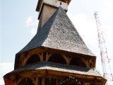 """Hramul Bisericii """"Sf. Voievod Ştefan cel Mare"""" din incinta ITPF Sighetu Marmației"""