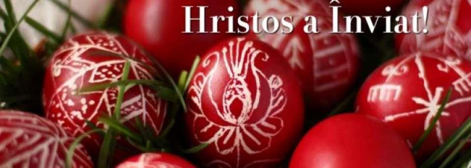 Hristos a Înviat! Sighet 247 vă urează un Paște Fericit!