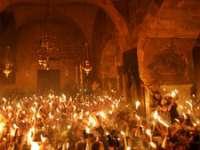 Şi în acest an credincioşii maramureșeni vor primi Lumina Sfântă de la Ierusalim