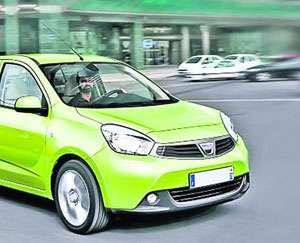 Iată cum va arăta noua Dacia Mini. Va costa doar 5000 de euro