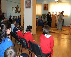 Ieri s-a sărbătorit HRAMUL Capelei din incinta Jandarmeriei Maramureș
