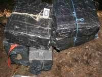 Ţigări în valoare de 170.000 lei confiscate de către Polițiștii de frontieră